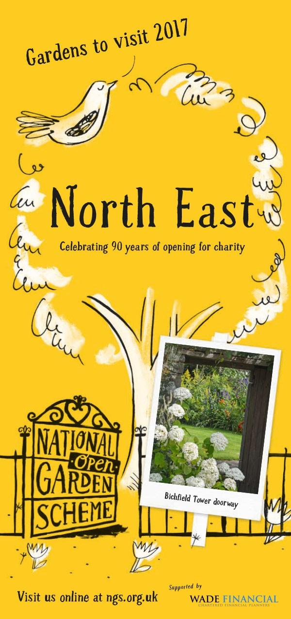 The NGS North East booklet