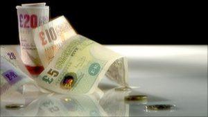 British cash