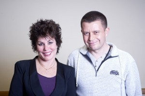 Ruby Wax & Stephen Conway