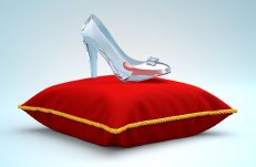 Cinderalla's shoe