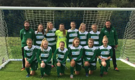 West Allotment girls set for step up to 11 v 11 game