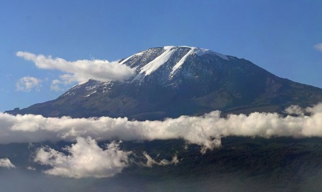 Conquering Kilimanjaro for Lionsraw