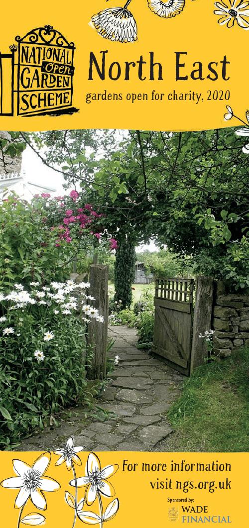 National Garden Scheme NE