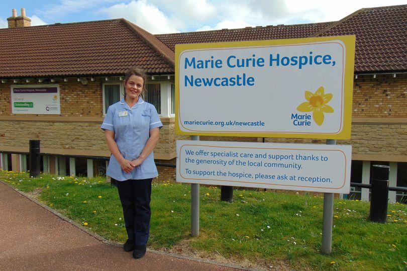Levantando fundos para Marie Curie na Virtual Great North Run 1
